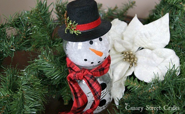Christmas Snowman Ideas – 30 Eye Catchy DIY Tutorials