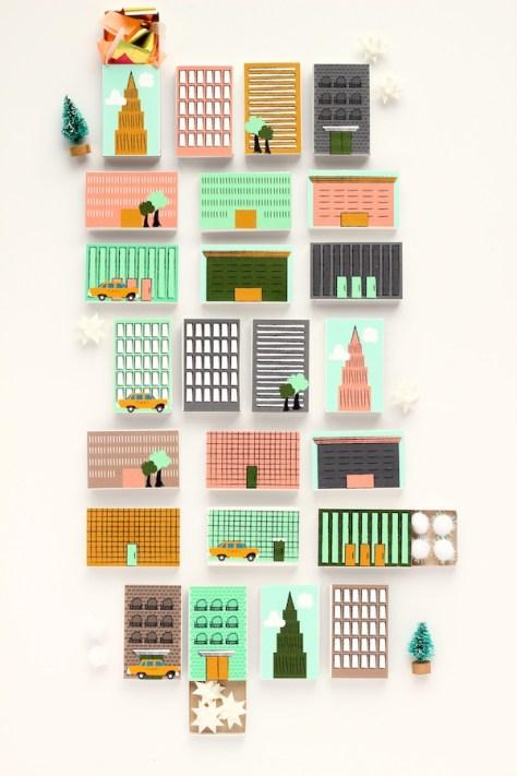 New York City Advent Calendar