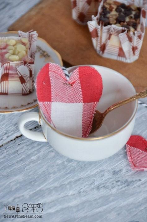 Valentine Toy Tea Bags