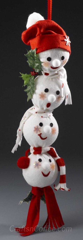 Snowman Swag