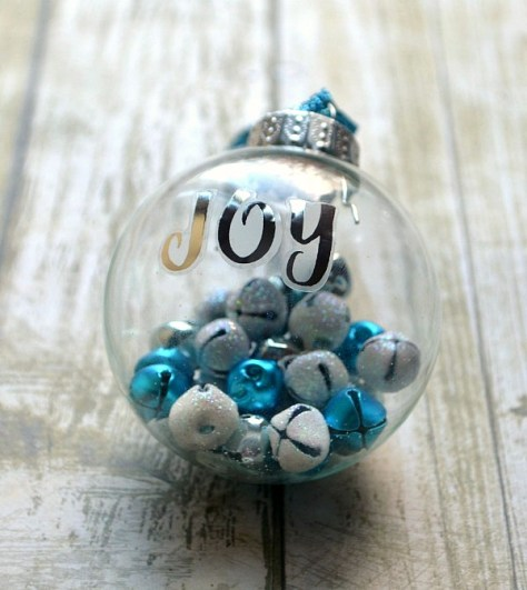 Jingle Ornament