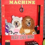 Dog Claw Machine Halloween Costume Tutorial