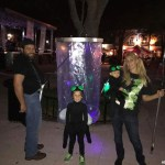Lightning Bugs Family Halloween Costume Tutorial