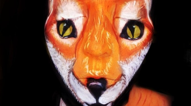 Fox Halloween Makeup Tutorial