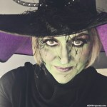 Awesome Witch Halloween Makeup Tutorial