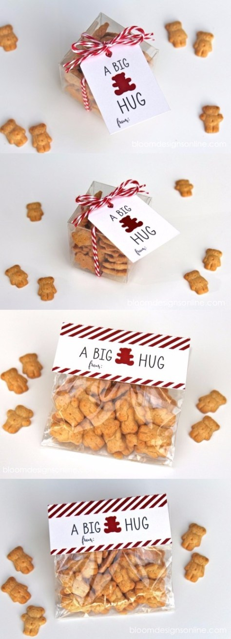 A Bag Of Big Bear Hugs Tutorial