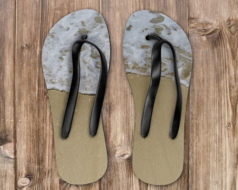 Custom Flip Flops