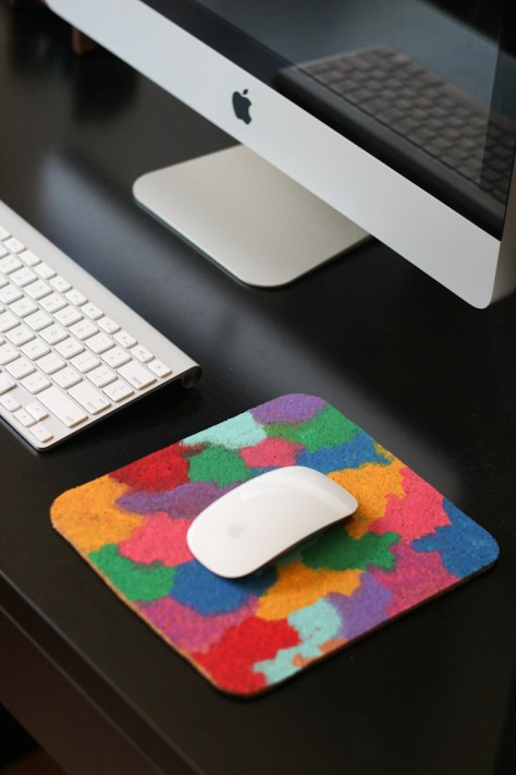Double Sided Cork Mousepad