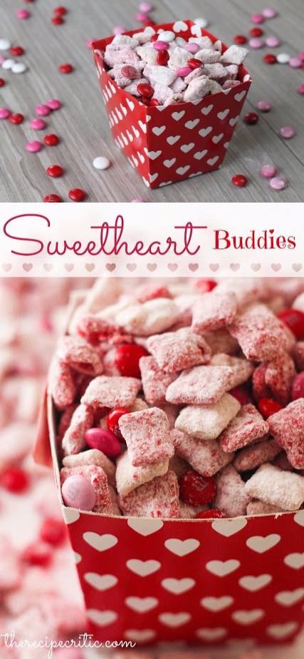 Sweetheart Buddies Tutorial