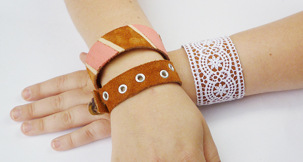 Trend Leather Cuffs