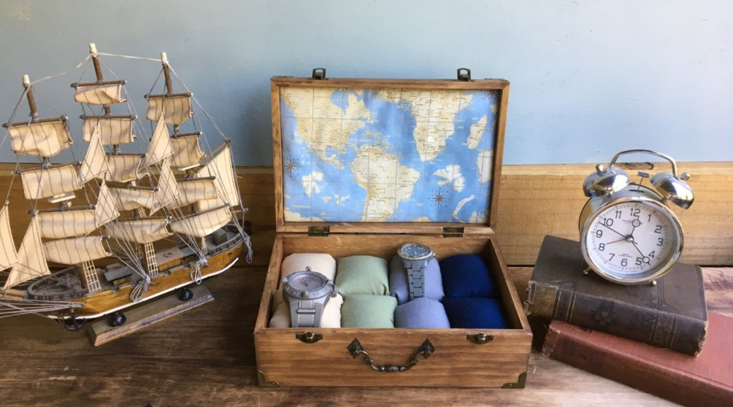 Watch Box Global Map
