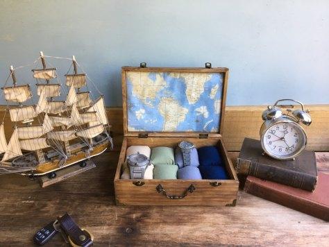 Watch Box Global Map