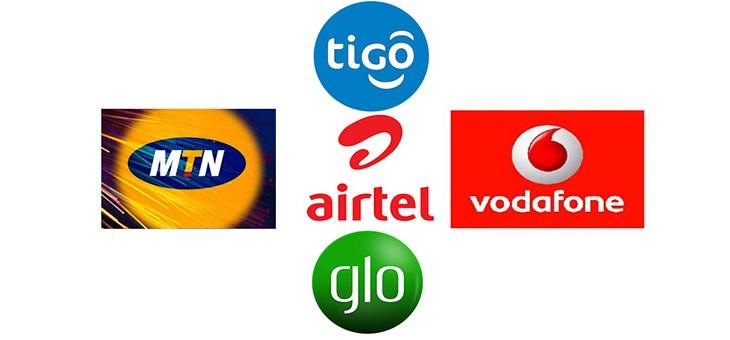 Shortcodes For All Networks In Ghana (MTN, VODAFONE, TIGO, AIRTEL, GLO)