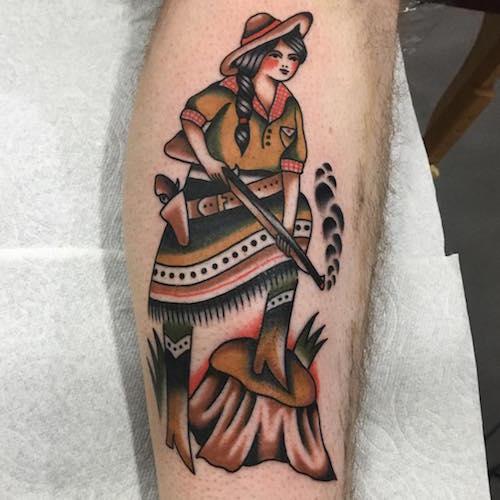 Kiyo Tawara from Pale Rose Tattoos