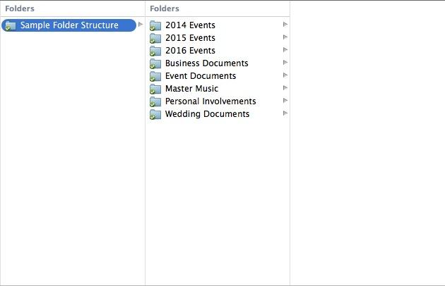 1_Master Folder Structure