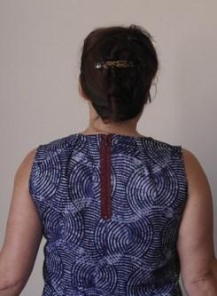 Rear View - Zip