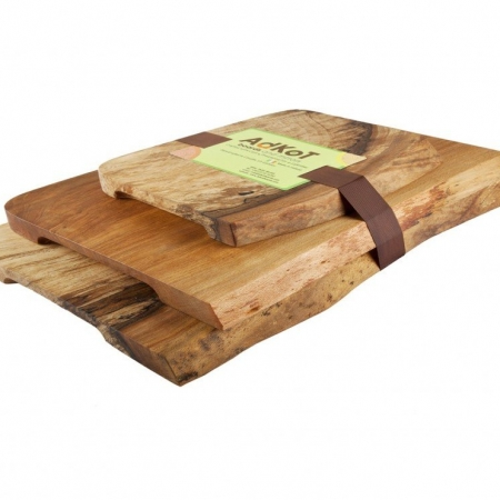 Waney Edged Boards Set