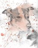 Kya Ink with Splatter