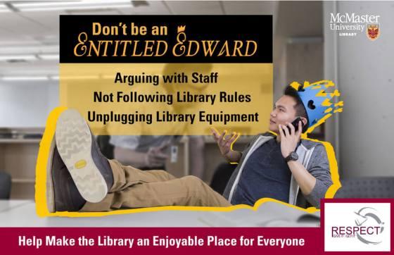 Entitled Edward