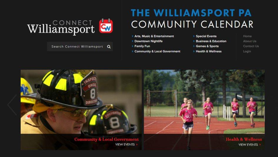 Connect Williamsport Screenshot