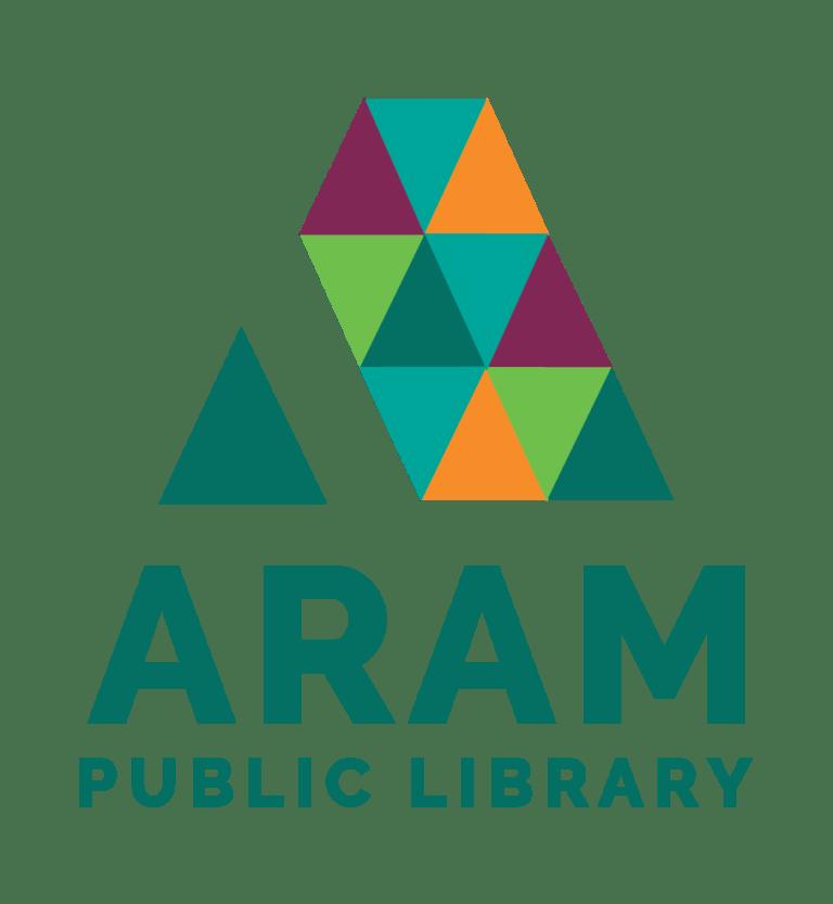 Aram Library Logo