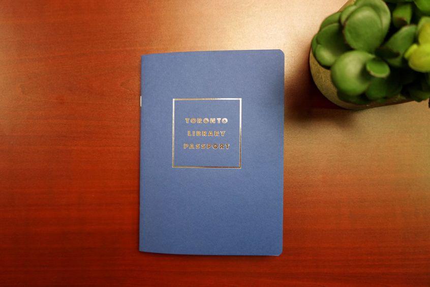TPL Passport Cover
