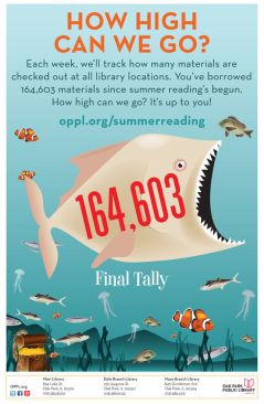 Summer Reading Program 3 - Under the Sea - Oak Park Library