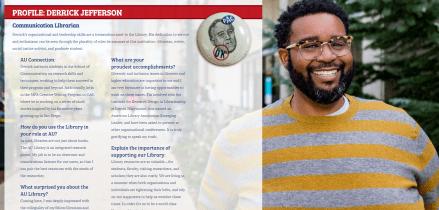 American University Profile Image