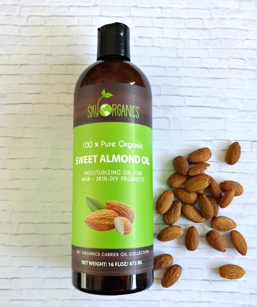 Washing my Face With Almond Oil: The Best Thing I Have Done
