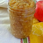 sugar free applesauce