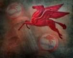 Pegasus by David and Carol Kelly (United States), 2013