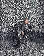 George-Clooney-Yayoi-Kusama-W-Magazine-Yellowtrace-03