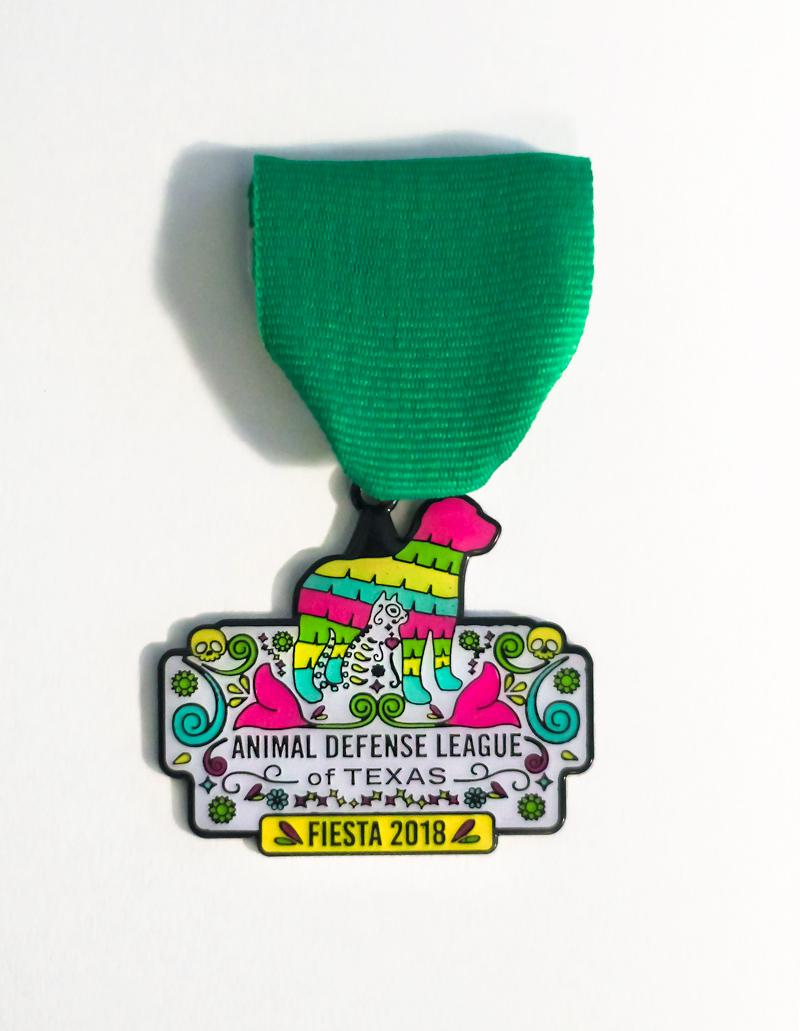 ADL Official 2018 Fiesta Medal