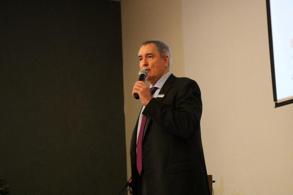 Head of Technology at SAP Africa, Simon Carpenter