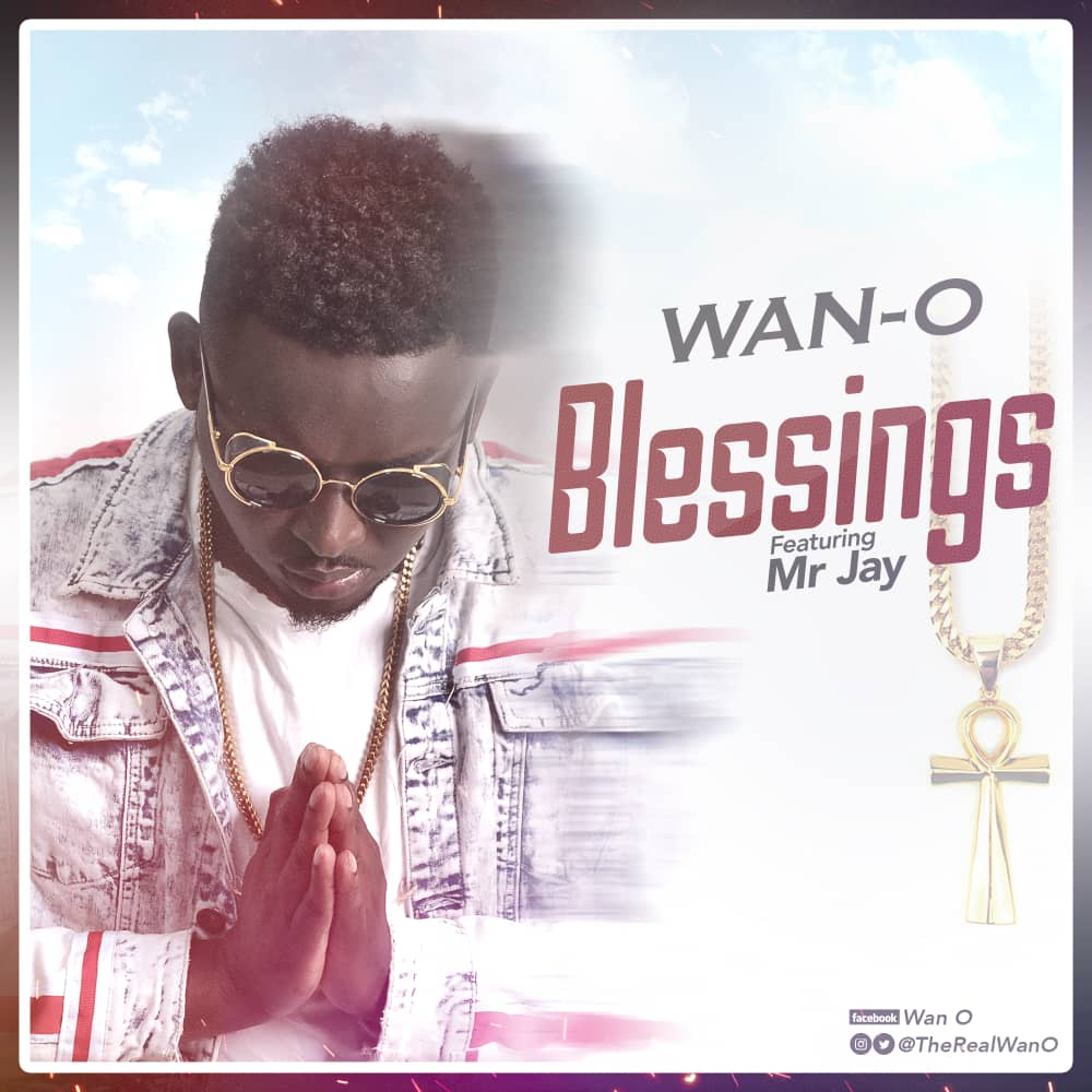 Wan-O shares true life experiences in new music video 'Blessings'