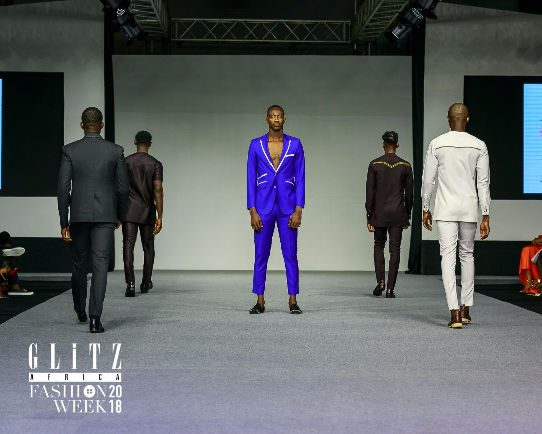 Spotlight: Jant's Collection at 2018 Glitz Africa Fashion Week #GAFW18