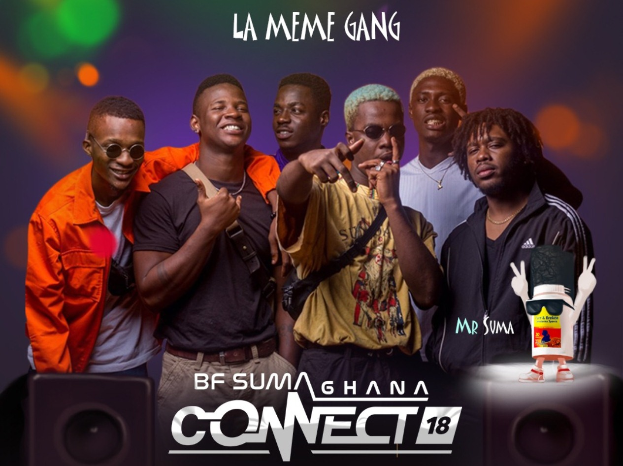 BF Suma Ghana Connect early bird tickets sold out… Next Batch selling NOW!