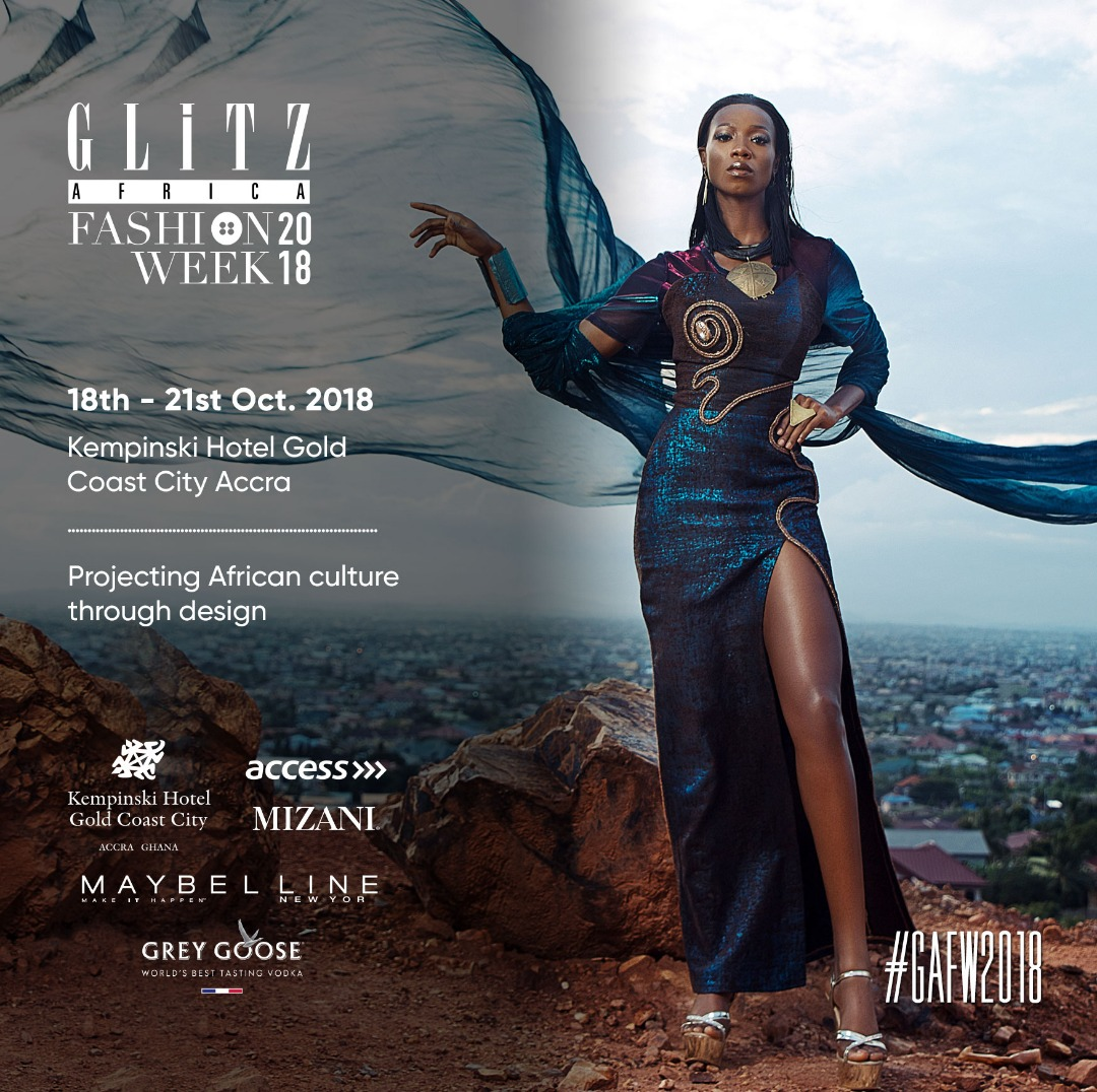Glitz Africa Fashion Week returns to Accra, October 18 -21 #GAFW18