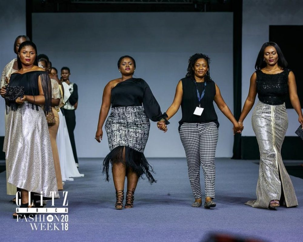 #GAFW2018 Highlights: Stars on the runway of Glitz Fashion Week 2018
