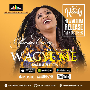 """Obaapa Christy set to release her 11th album """"W'agye Me"""""""