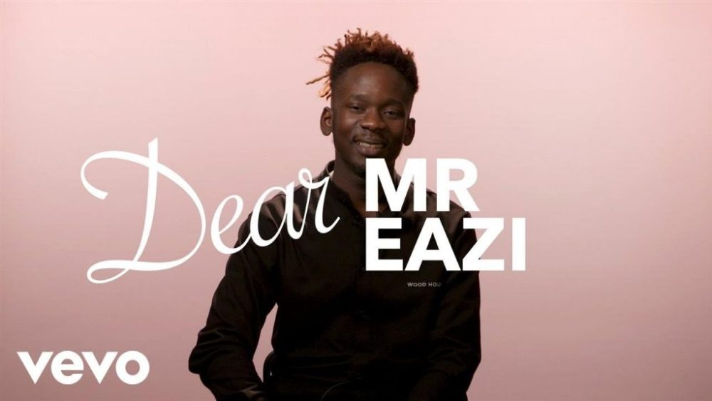 """Mr Eazi's """"Life is Eazi Vol 2 - Lagos To London"""" ready for release next week!"""
