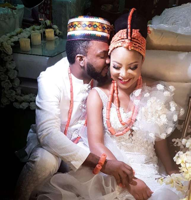 10 most stunning photos from Linda Ejiofor's wedding