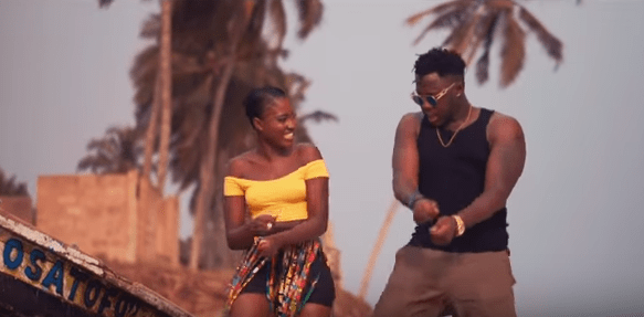 Medikal-and-Fella-Makafui