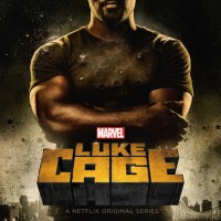 Luke Cage! I'll binge-watch you soon enough.