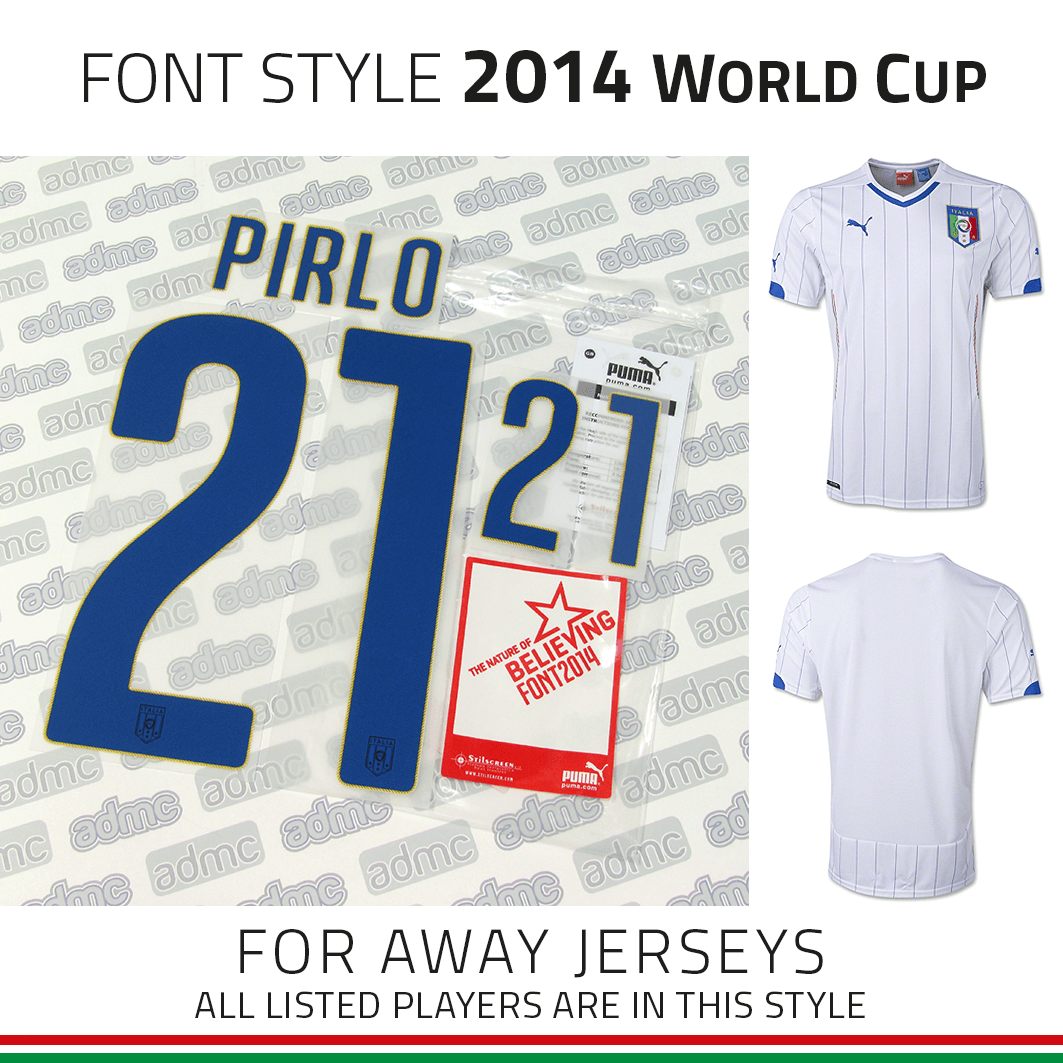 sale retailer 0a115 b9992 2014 World Cup Italy Away Kits