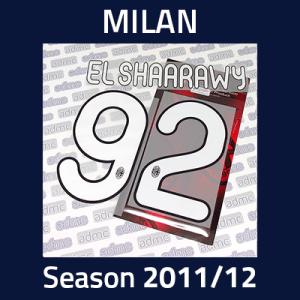 2011/12 Milan