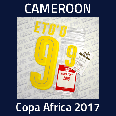 6ac12f99403 2016   2017 Africa Cup of Nations  9 – Eto o Home Kits.  14.50. Cameroon  National Football ...