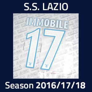 2016/17/18 Lazio