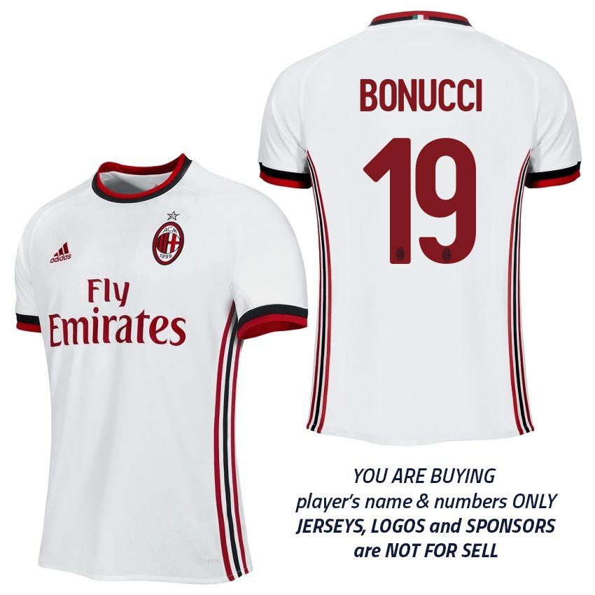 d8133d3be 2017 18 AC Milan Away Kits - ADMC LLC