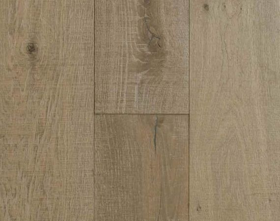 Oil Cesena 5/8 in. Thick x 7-1/2 in. Wide x Varying Length Floating Engineered European Oak Hardwood Flooring (22.71 sq. ft. / box) - 810001960117